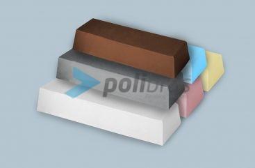 Pasta de Polir para polimento manual ou automático. Diferentes possibilidades e especificações de acordo com o resultado de acabamento que se pretende.
